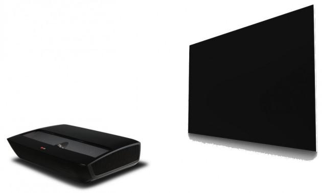 LG Hecto projector