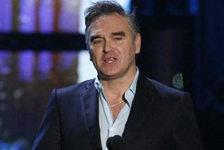 Morrissey enraged, again