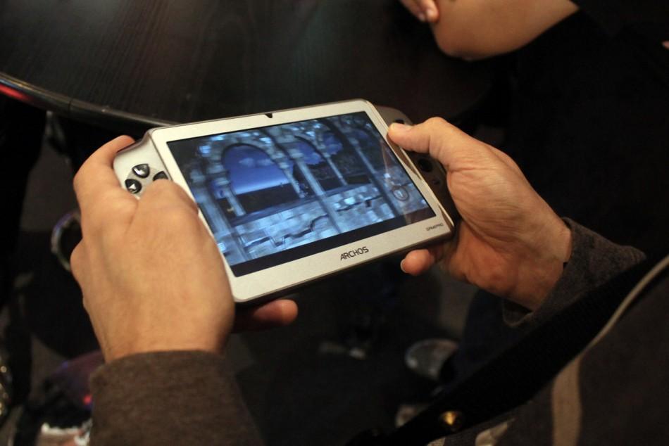 Archos GamePad CES