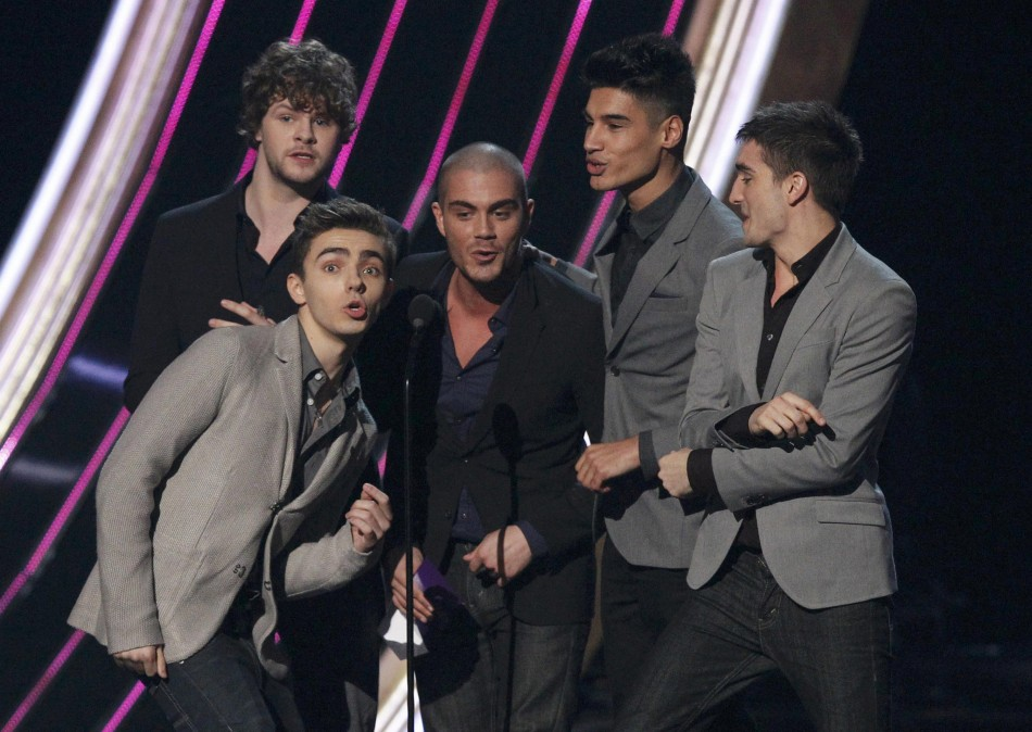 The Wanted Talk 'Haylor' Split