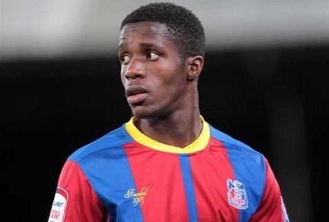 Wilfried Zaha (Courtesy: Crystal Palace)