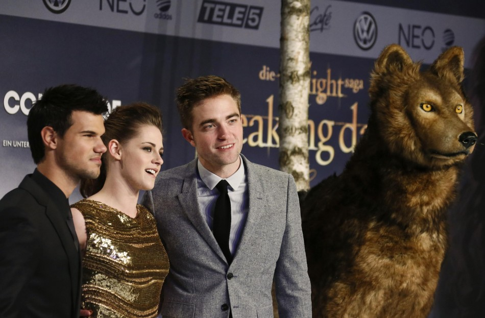 2013 Razzie Awards: The Twilight Saga: Breaking Dawn - Part 2 picked up 11 nominations