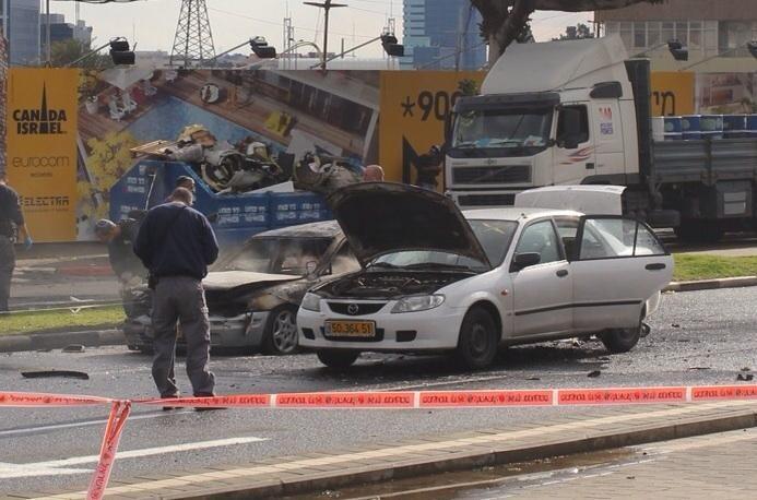 Tel Aviv Car