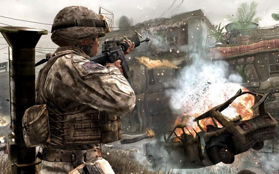 Call of Duty Sandy Hook videogames Biden