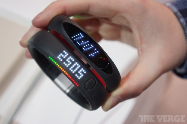 LG smart activity monitor