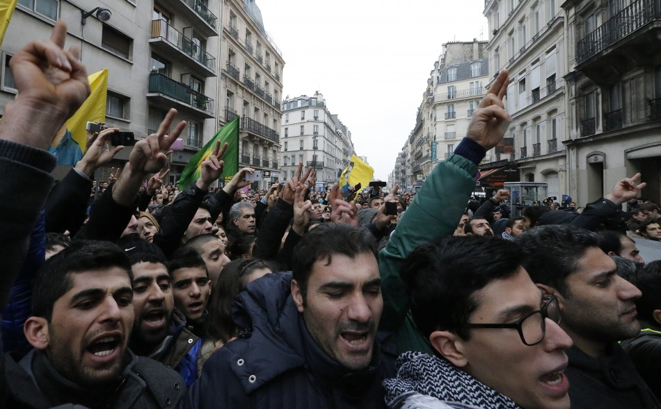 Kurdish Paris