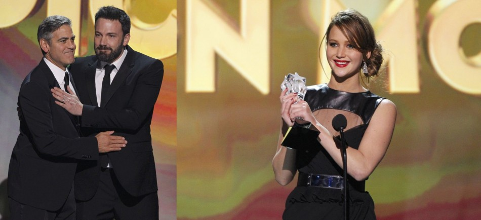 Critics' Choice Movie Awards 2013: Argo and Silver Linings Playbook win big at the event