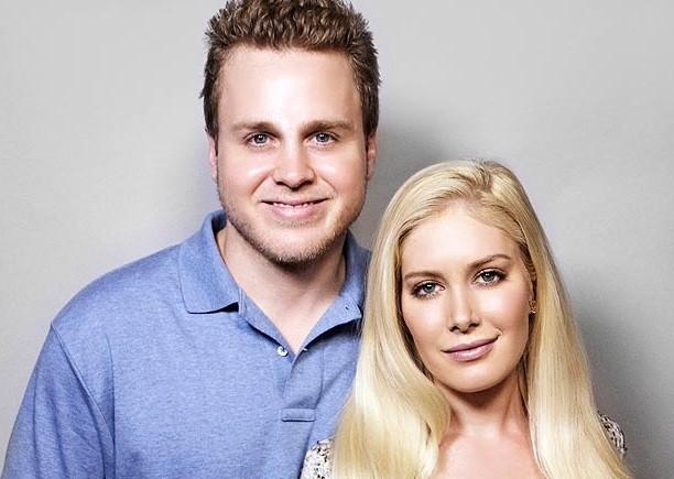 Spencer Pratt And Heidi Montag The Reality Stars