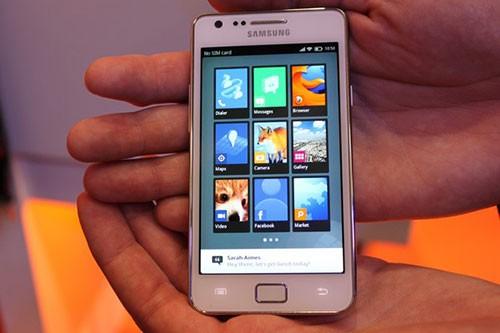 Firefox Smartphones Mozilla CES OS
