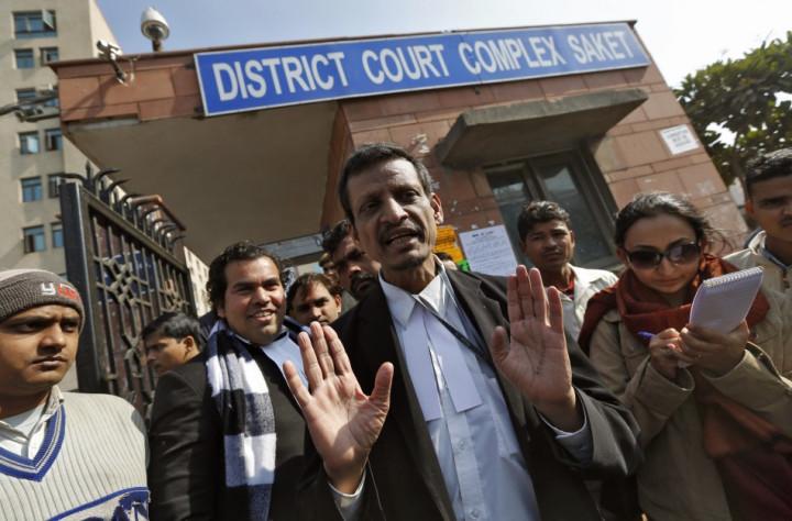 Delhi gang rape Lawyer Manohar Lal Sharma