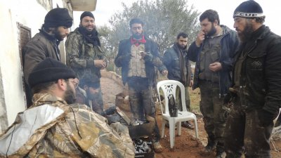 Syrian rebels capture Taftanaz airbase