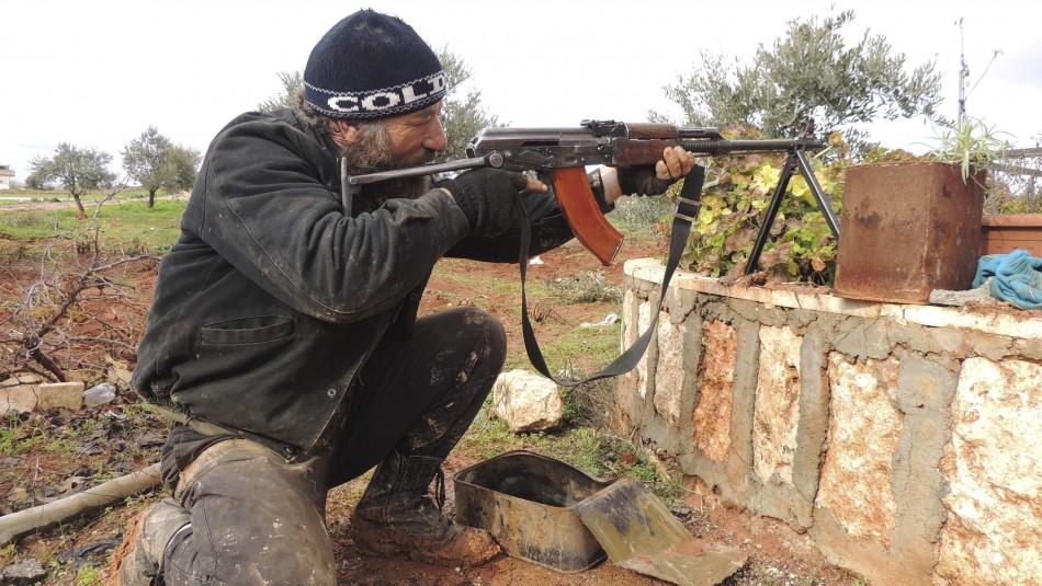 Syrian rebels capture Taftanaz airbase