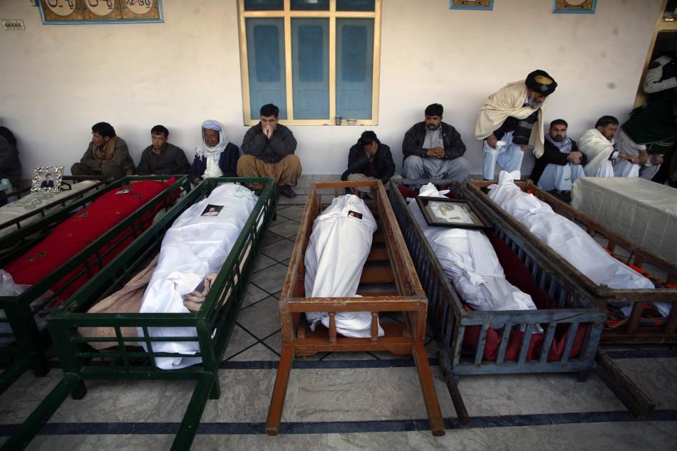 Quetta bomb blasts