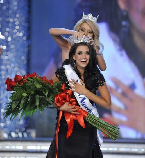 Laura Kaeppeler: 2012 Miss America Pageant Winner