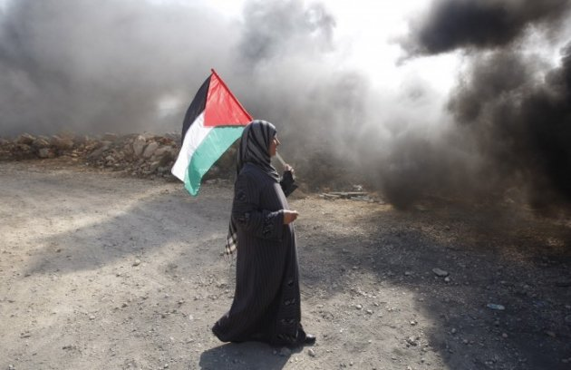 Israel's use of teargas challanged