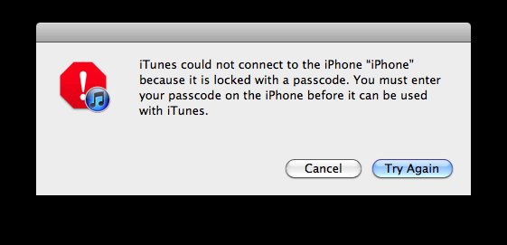 Use either iCloud's Restore from Backup option or iTunes local backup to recover your device's security passcode