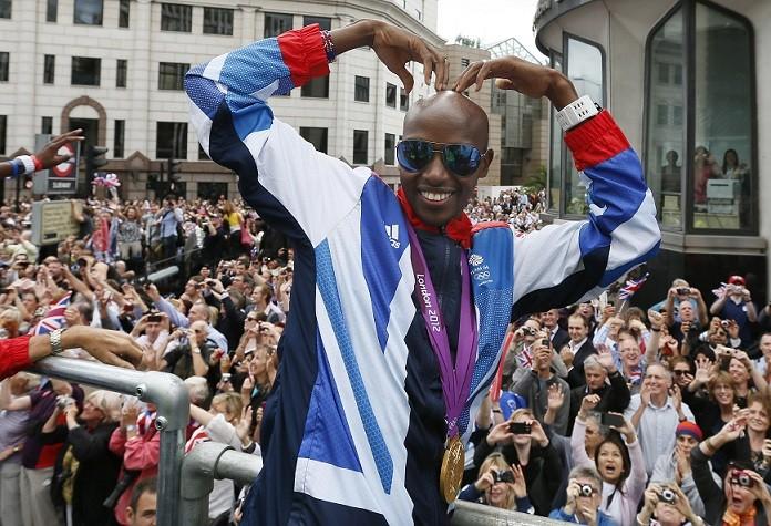 Somali-born runner Mo Farah shows benefits of immigration, but concerns linger