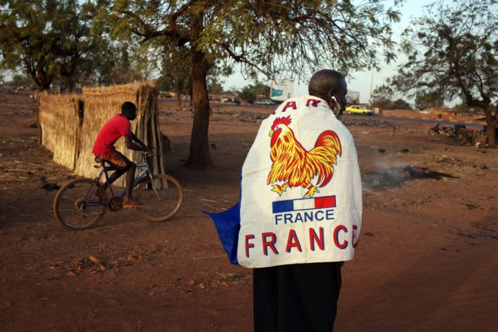 French intervention in Mali