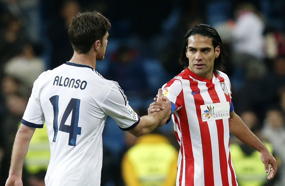 Radamel Falcao (R)