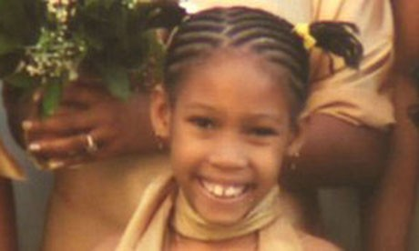 British schoolgirl Imani Green was shot dead while on a family holiday in Jamaica (Handout)