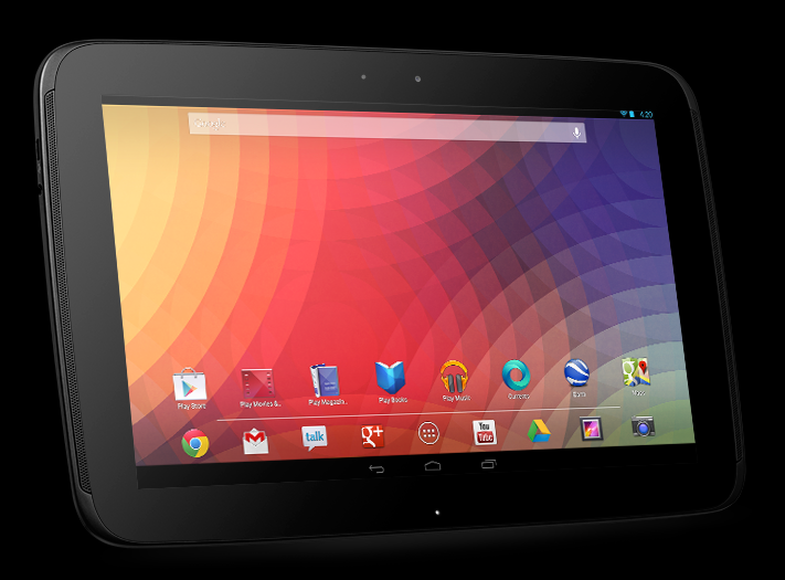 Android 4.2.1 JOP40D Based MMuzzyROM Arrives on Nexus 10 [Guide]
