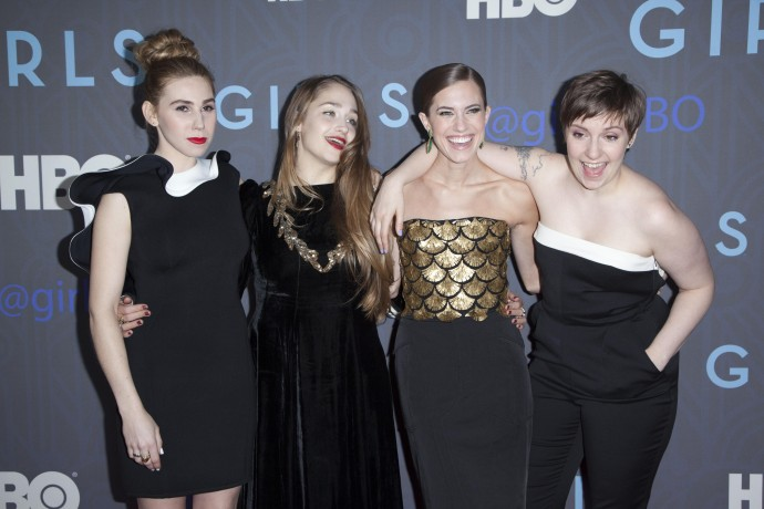 Cast of 'Girls'