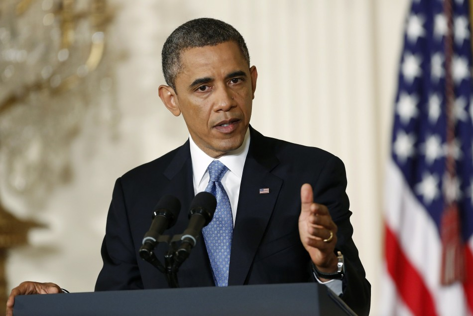 Obama refuses debt ceiling negotiations
