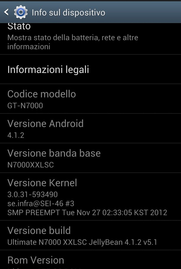 Ultimate XXLSC Jelly Bean v5.1