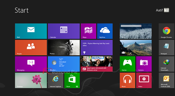 Windows 8 App Store Apps