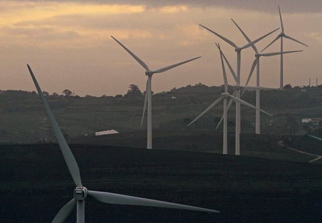 Windfarms are not the whole answer