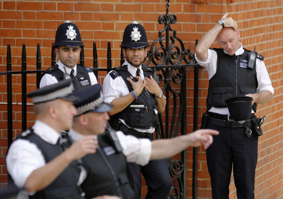 Recommendations to reduce the starting salary for police officers to £19,000 pounds has been accepted  (Reuters)