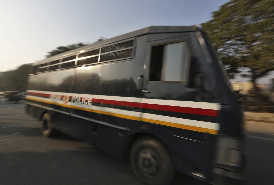 Delhi rape suspects taken to court