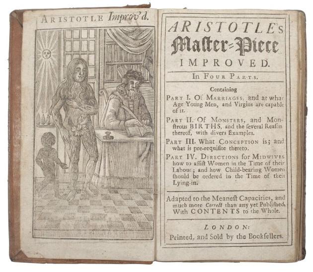 Aristotle compleat master-piece