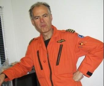 Captain Peter Barnes