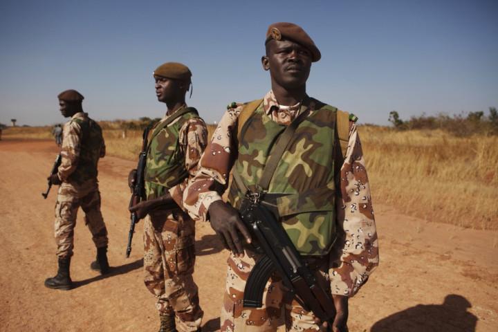 Mali war