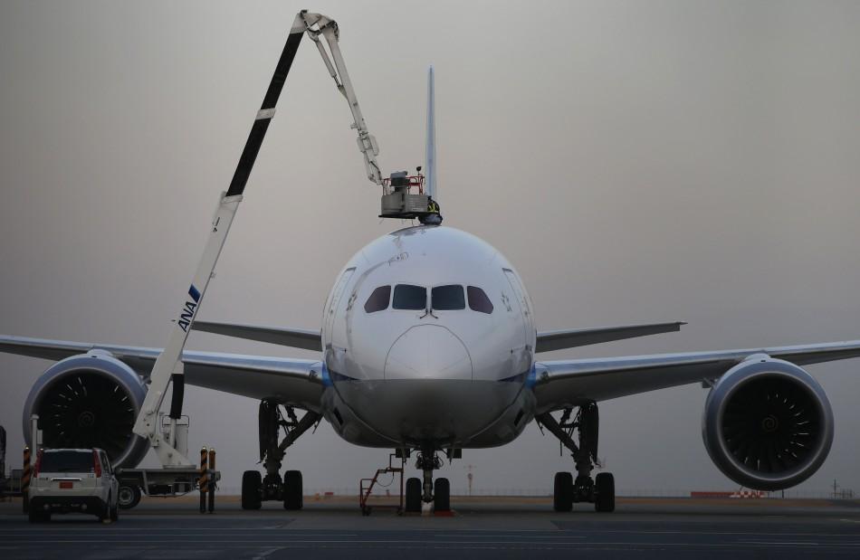 Boeing Dreamliner grounded across the globe