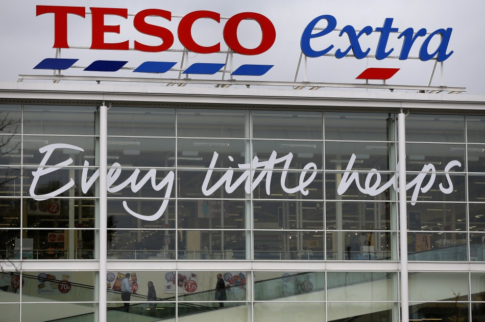 Horsemeat made up 29 percent of one of the beef burgers Tesco was selling in its stores (Reuters)