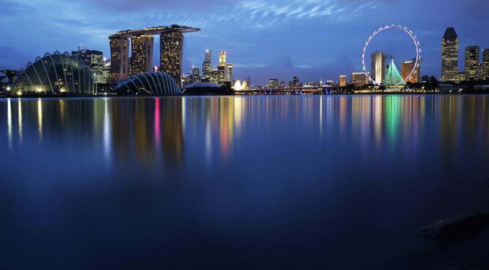 Singapore skyline (Photo: Reuters)