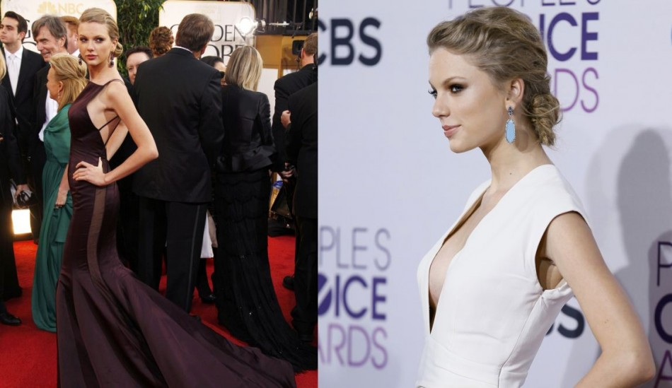 Plastic Surgeon Claims Taylor Swift got Breast implants.