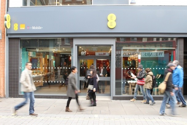 EE Store Closures