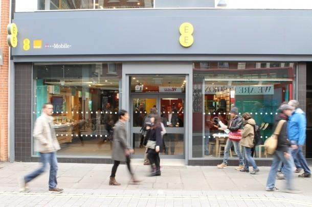 EE Store Closures