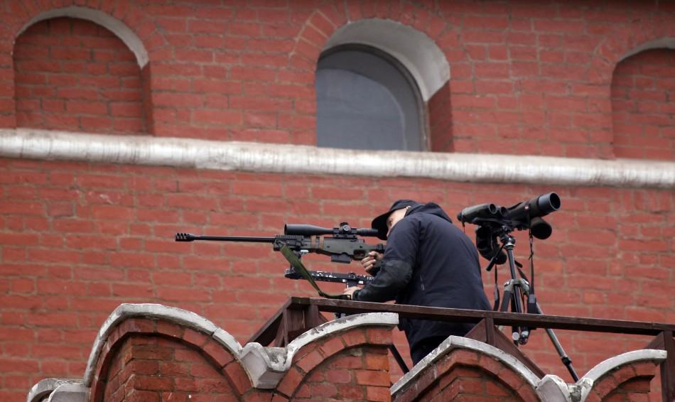 Sniper mafia boss killed