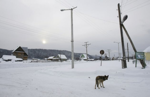 village of Chuvashka