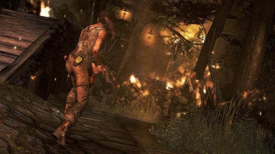 Tomb Raider interview Lara Croft reboot