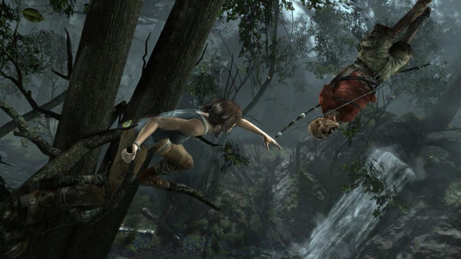 Tomb Raider Crystal Dynamics Reboot interview