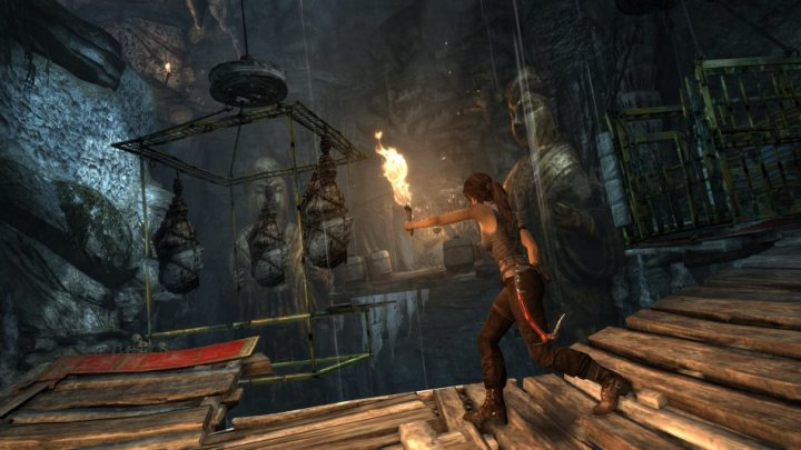 Tomb Raider Crystal Dynamics reboot interview