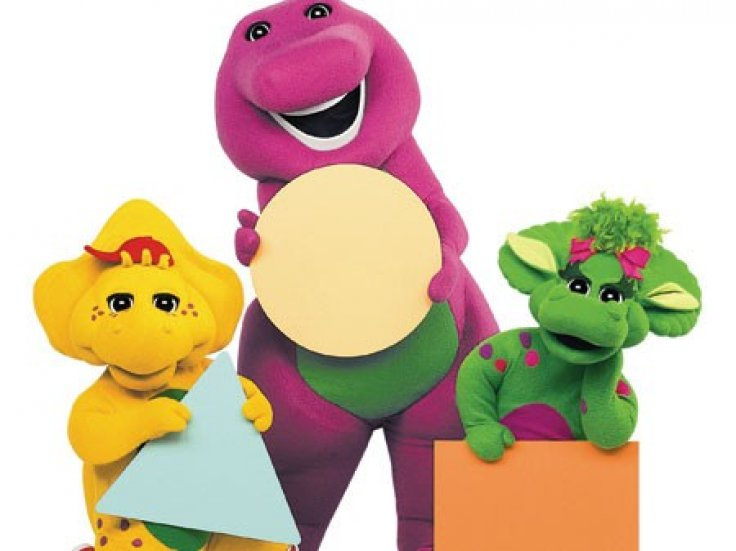 Revealed Barney The Dinosaur Star Now Runs A Tantric Sex