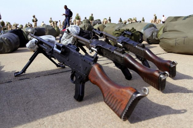 Mali French intervention