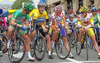 Lance Armstrong-Tour De France