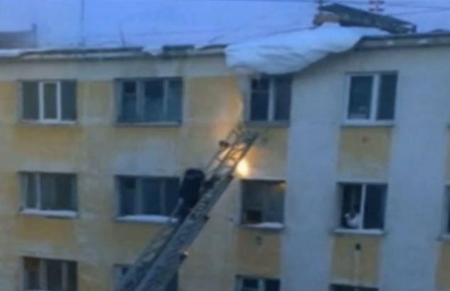 Russian Fireman